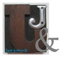 Just Jones & logo